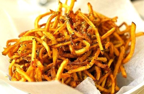 Zaatar Fries by B. Tse on Flickr.