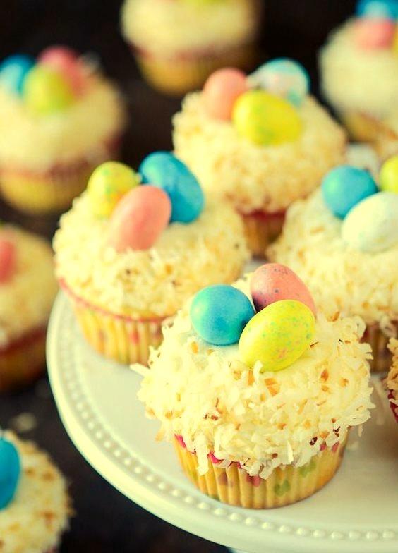 Recipe: Coconut Cupcakes